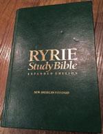 Ryrie Study Bible-KJV - Walmart.com
