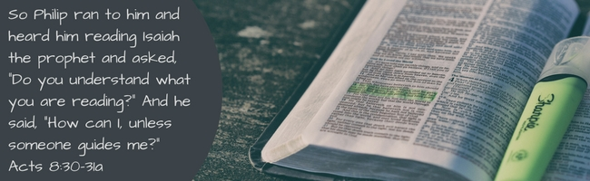 "studying the bible in context essay How to study the bible: the context of a passage ""if anyone among you thinks he is religious, and does not bridle his tongue but deceives his."