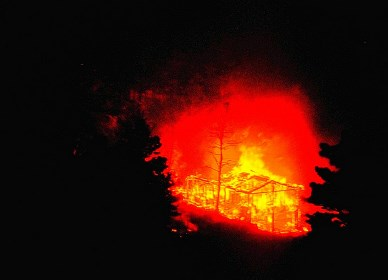 What should we learn when things are destroyed by fire?  What should we ...