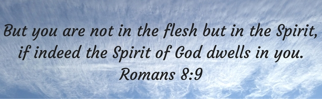 holy spirit in