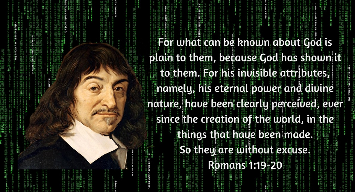 matrix and descartes René descartes was born to joachim descartes and jeanne brochard on march 31, 1596 in la haye, france near tours he was the youngest of the couple's three.